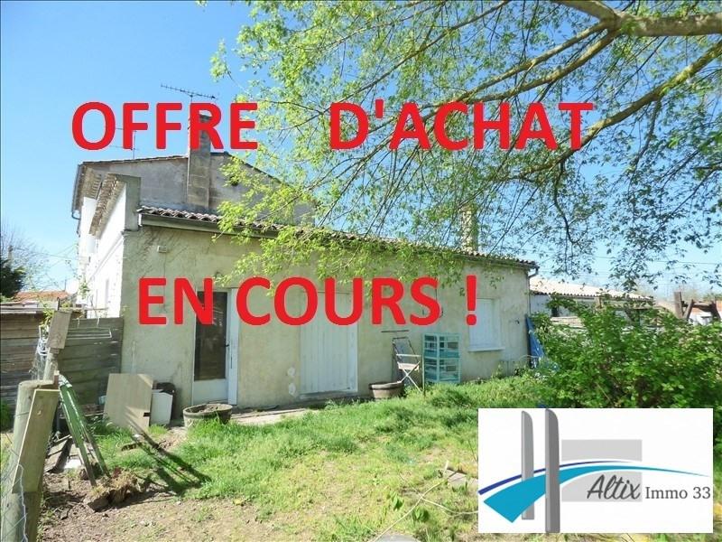 Vente maison / villa St loubes 262000€ - Photo 1