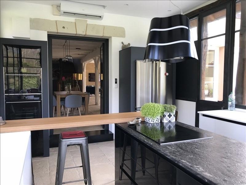 Deluxe sale house / villa Montfort l amaury 1490000€ - Picture 5