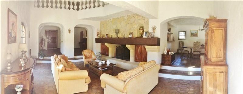 Vente de prestige maison / villa Gemenos 1300000€ - Photo 3