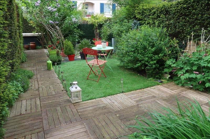 Vente appartement Le port marly 420000€ - Photo 2