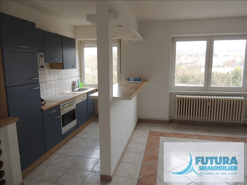 Sale apartment Freyming merlebach 59 000€ - Picture 1