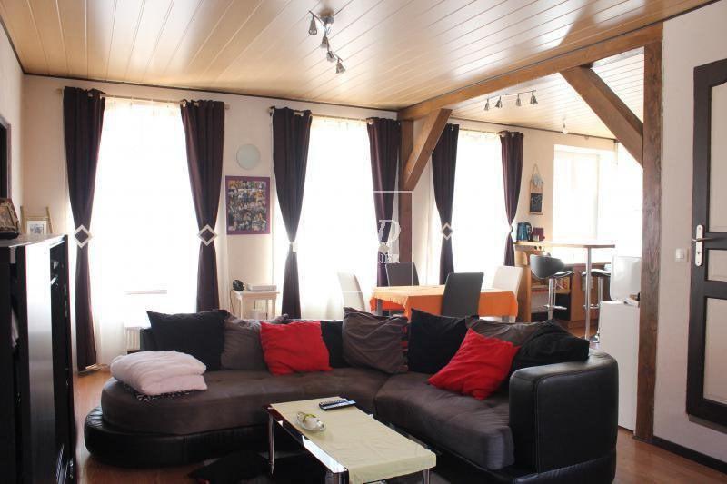 Produit d'investissement appartement Barr 136064€ - Photo 1