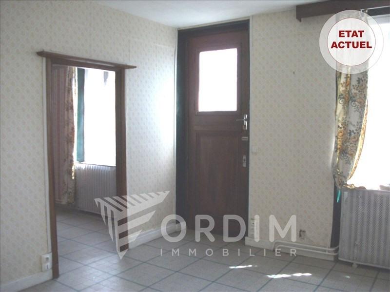 Vente maison / villa St julien du sault 94000€ - Photo 4