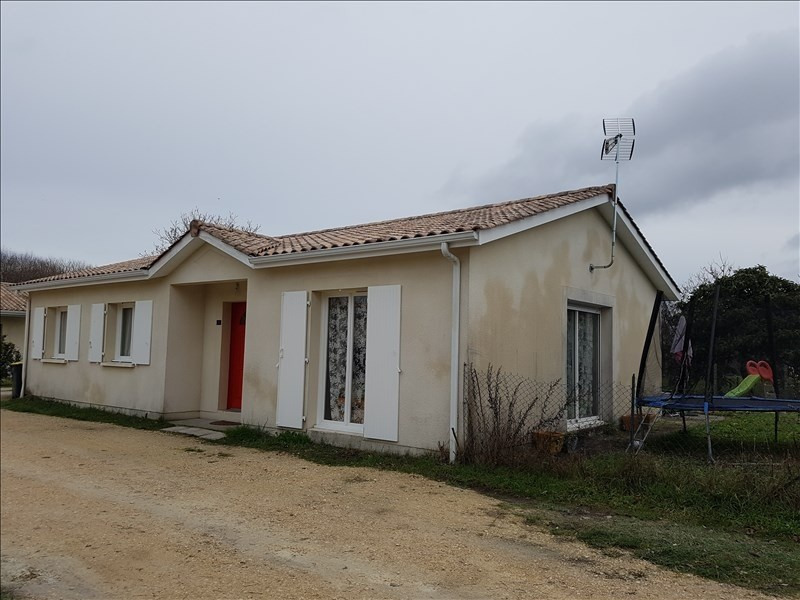 Location maison / villa Moulis en medoc 795€ CC - Photo 1