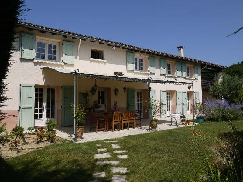 Revenda residencial de prestígio casa Les cotes d arey 488000€ - Fotografia 1