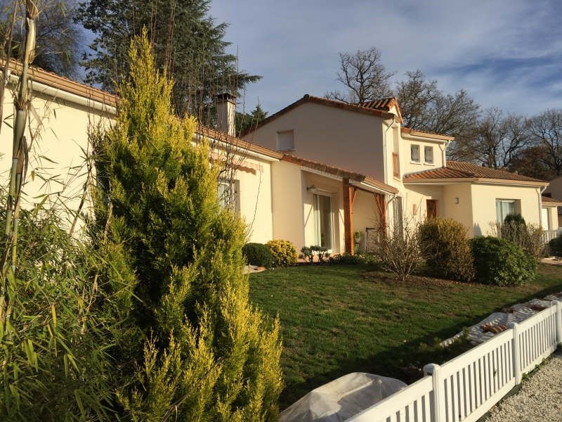Vente maison / villa Poitiers 449000€ -  1
