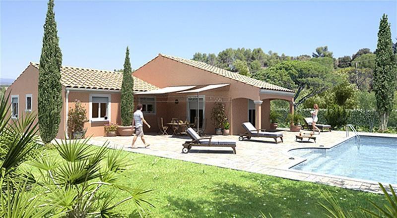 Maison  4 pièces + Terrain 680 m² Saint Geniès des Mourgues (34160) par MAISONS GUITARD