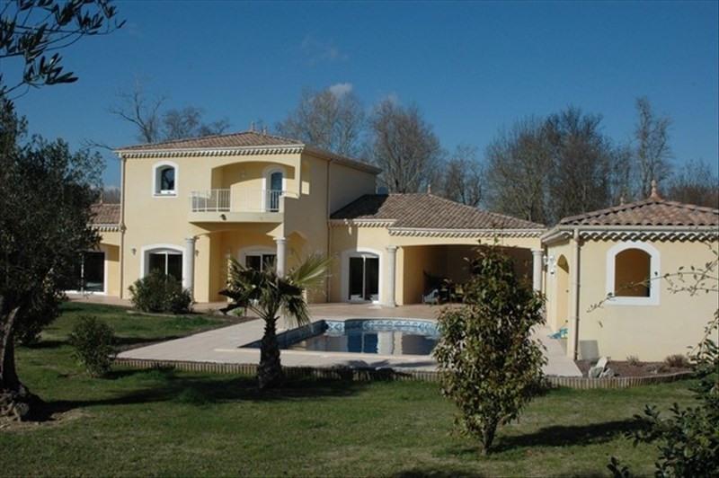 Deluxe sale house / villa Montelimar 850000€ - Picture 1