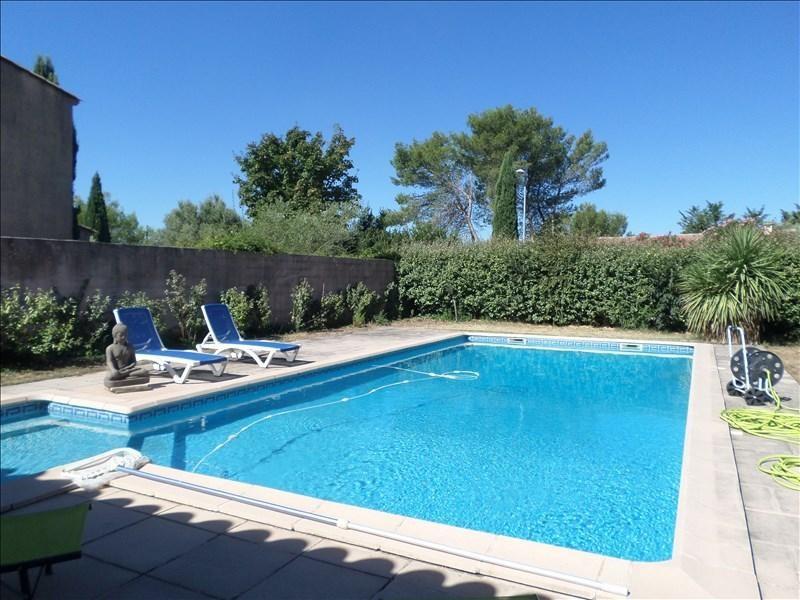 Vente maison / villa Nimes 514000€ - Photo 2
