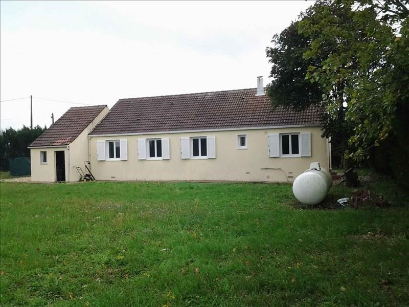 Sale house / villa Oucques 115000€ - Picture 2