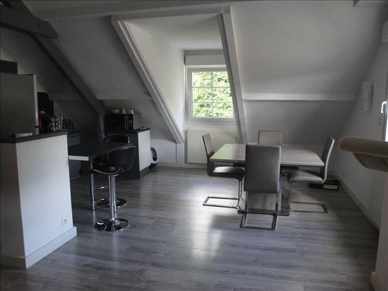 Verkoop  appartement Bondeval 119000€ - Foto 4