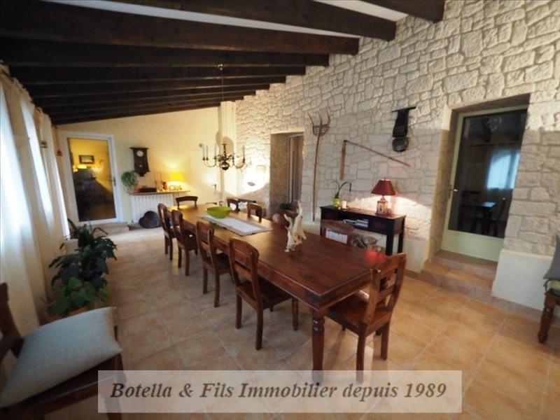 Immobile residenziali di prestigio casa Barjac 596000€ - Fotografia 4