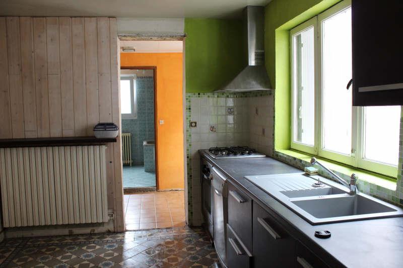 Vente maison / villa Aulnoye aymeries 103600€ - Photo 4