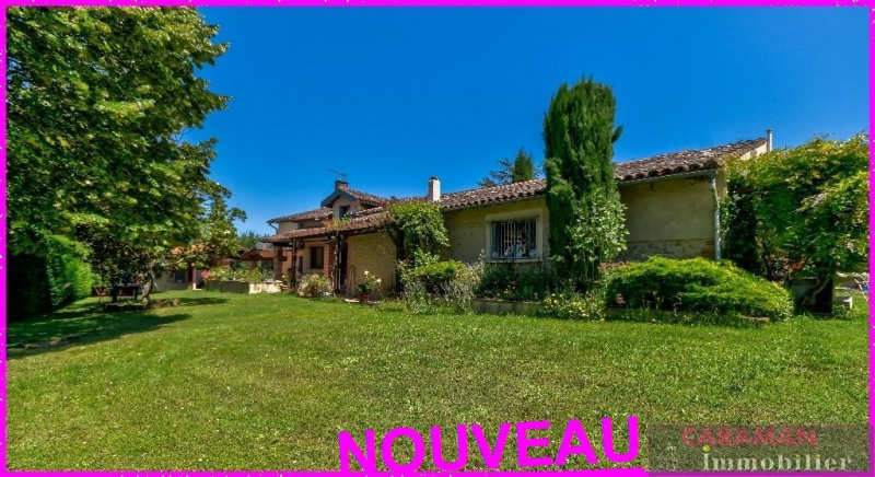 Deluxe sale house / villa Caraman  secteur 825 000€ - Picture 1