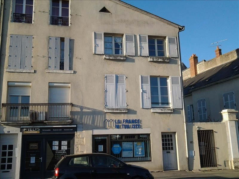 Sale apartment Blois 77 000€ - Picture 1