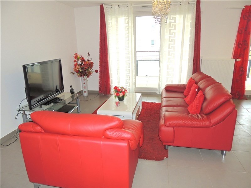 Vente appartement Ferney voltaire 455 000€ - Photo 2