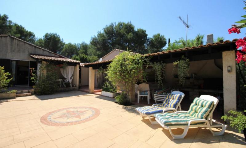 Vendita casa Lambesc 550000€ - Fotografia 3