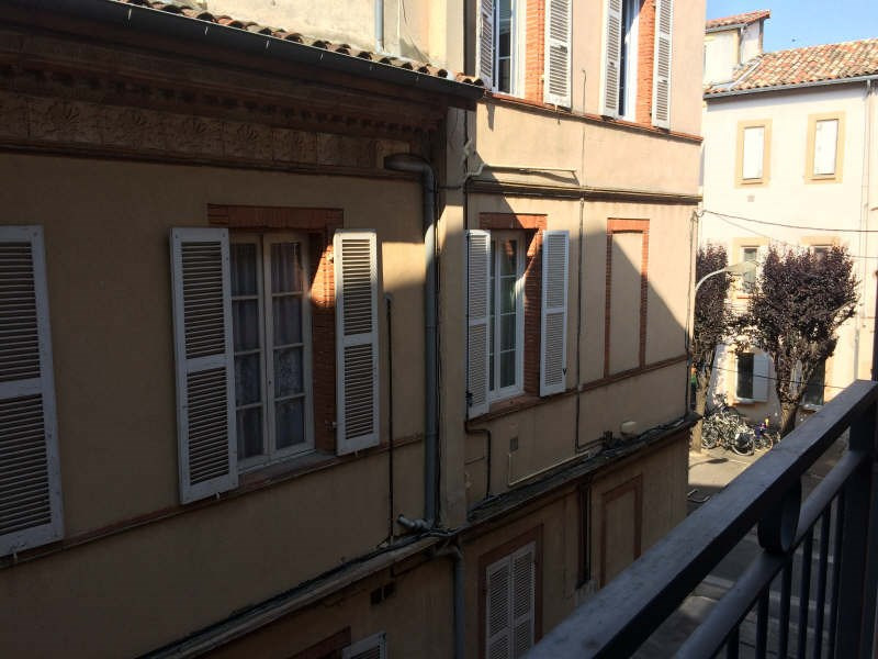 Vente appartement Toulouse 82500€ - Photo 1