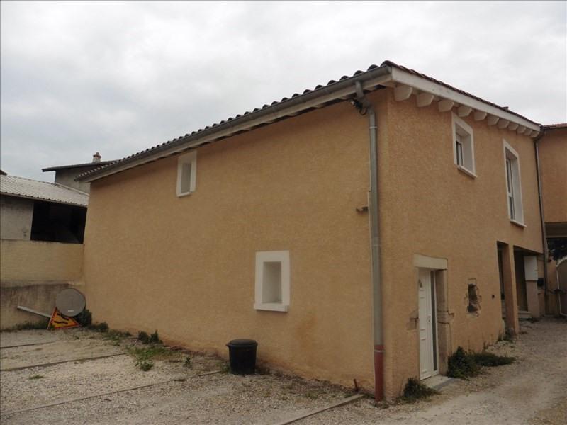 Sale apartment Le peage de roussillon 127500€ - Picture 1