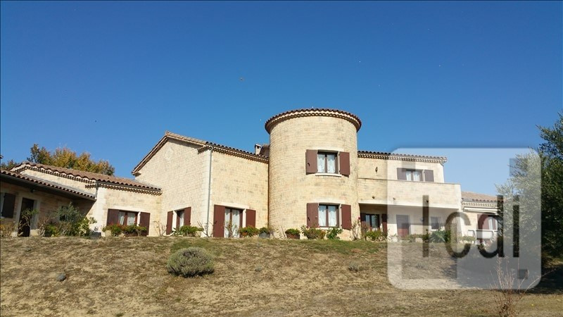 Vente de prestige maison / villa Saint-vincent-de-barrès 828 000€ - Photo 4