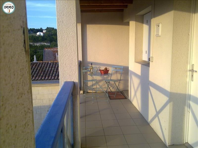 Vente appartement Mortagne sur gironde 88640€ - Photo 1