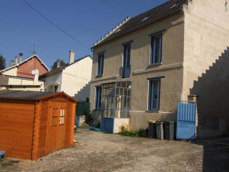 Rental apartment Soissons 539€ CC - Picture 1