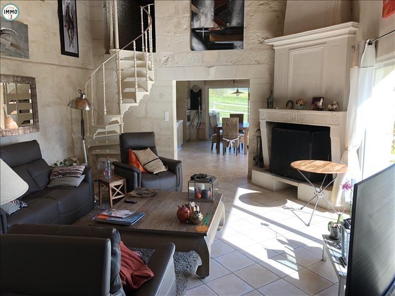 Vente maison / villa St dizant du gua 527500€ - Photo 7