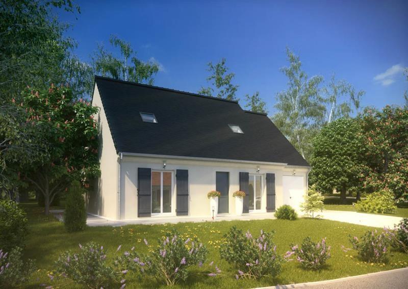 """Modèle de maison  """"Noctuelle 3.083 GI"""" à partir de 4 pièces Seine-et-Marne par A&A CONSEIL"""