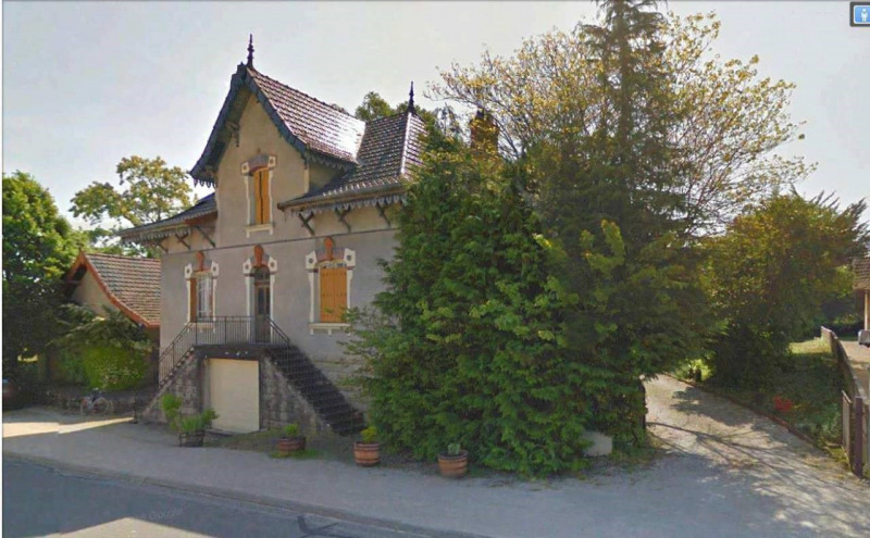 Vente maison / villa Louhans 10 minutes 137000€ - Photo 1