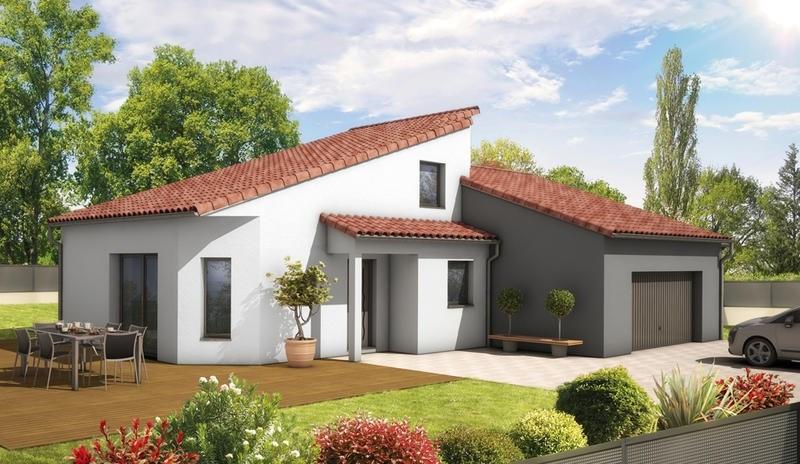 Maison  6 pièces + Terrain 506 m² Pessat-Villeneuve par ELAN AUVERGNE