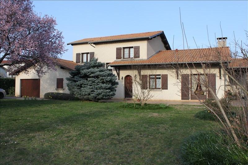 Vente maison / villa Chasse sur rhone 375000€ - Photo 2