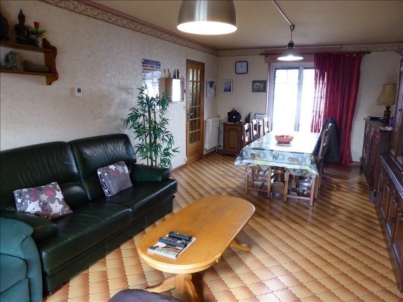 Vente maison / villa Noeux les mines 138000€ - Photo 2
