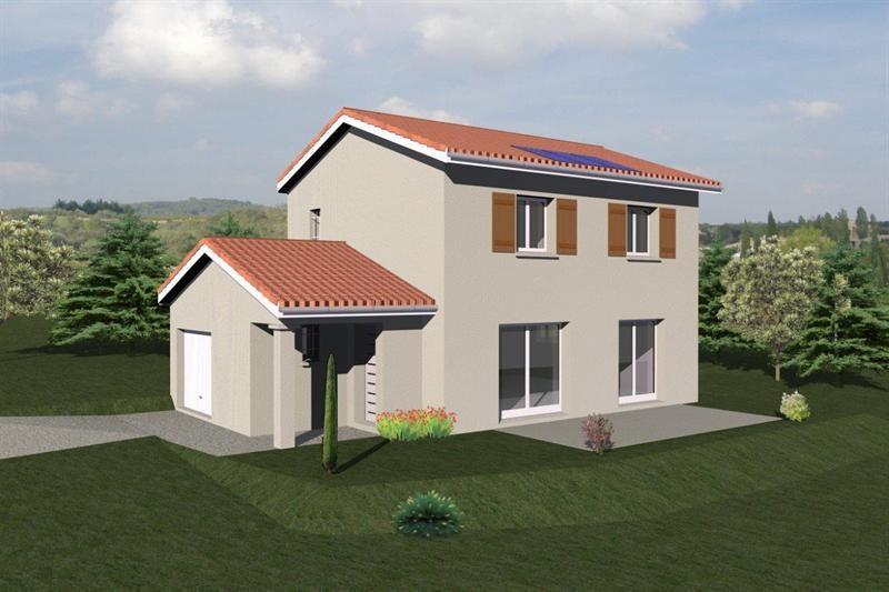 Maison  5 pièces + Terrain 457 m² Reyrieux (01600) par MAISON VIVRE PLUS