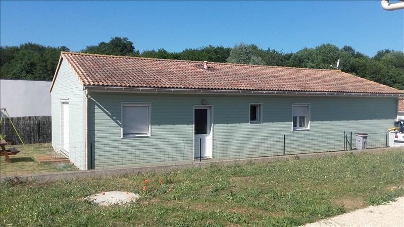 Location maison / villa Liguge 665€ +CH - Photo 1