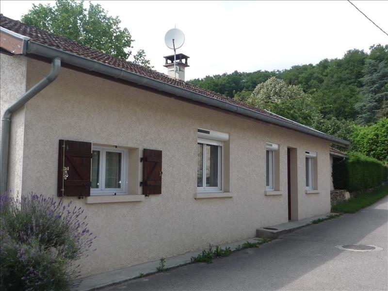 Sale house / villa Cremieu 198000€ - Picture 1