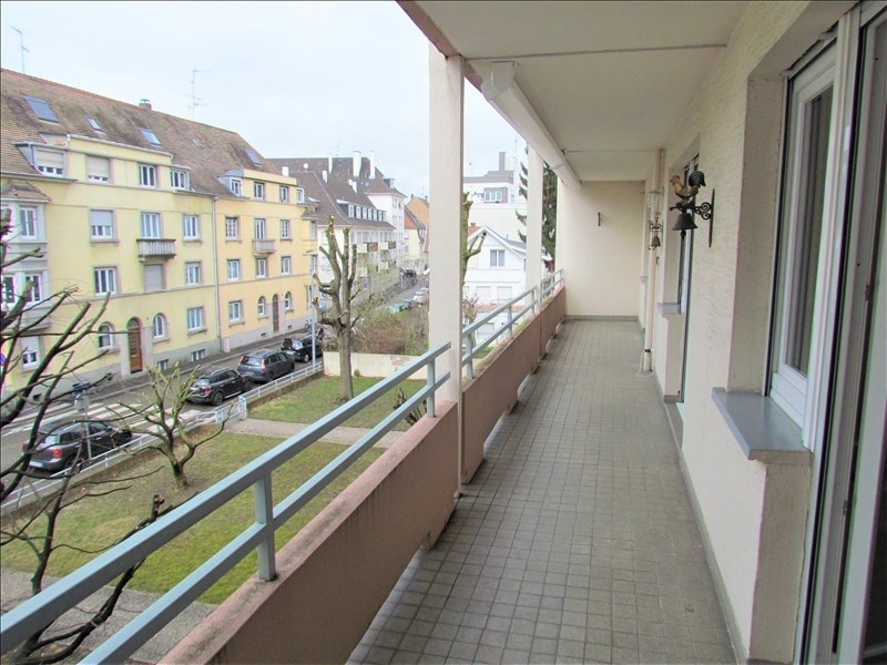 Sale apartment Strasbourg 327 000€ - Picture 3