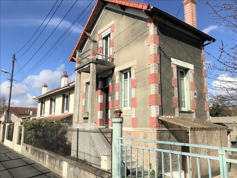 Vente maison / villa Bezons 269000€ - Photo 1