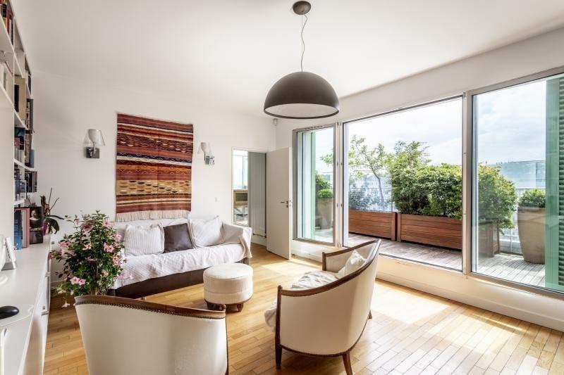 Deluxe sale apartment Boulogne billancourt 1165000€ - Picture 3