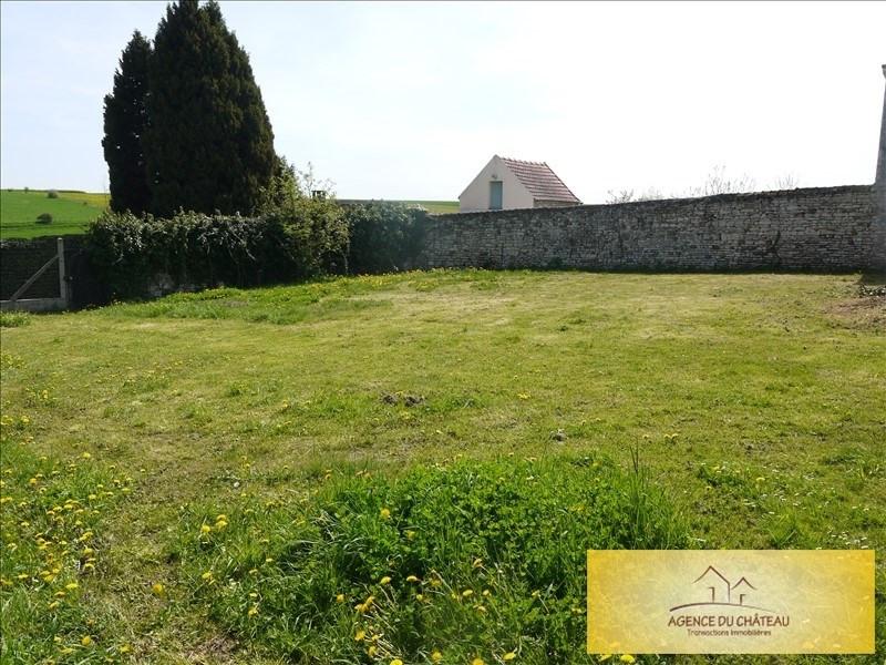 Venta  terreno Fontenay mauvoisin 107000€ - Fotografía 1
