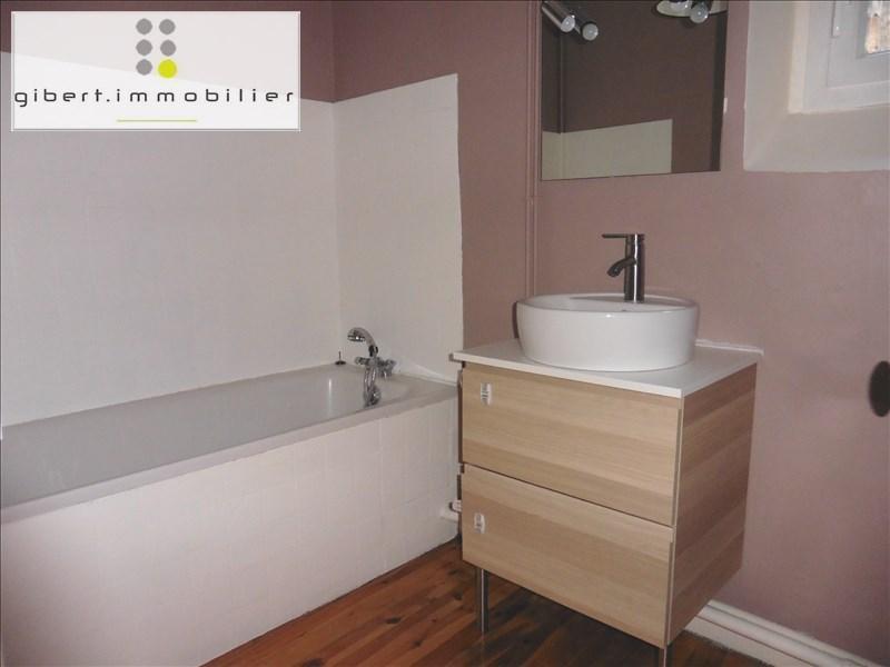 Sale apartment Le puy en velay 128000€ - Picture 6