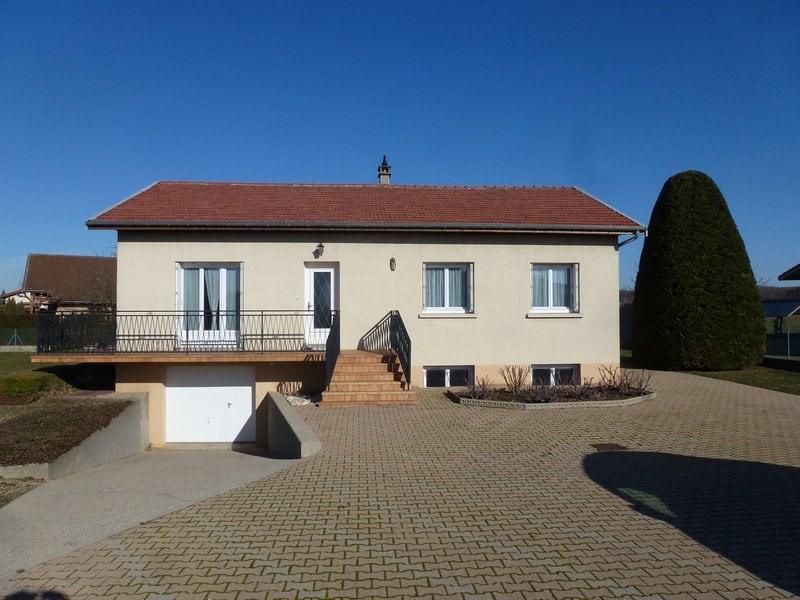 Vente maison / villa Beaurepaire 175000€ - Photo 1