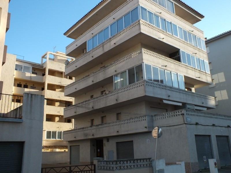 Vente appartement Roses-santa-margarita 165000€ - Photo 1