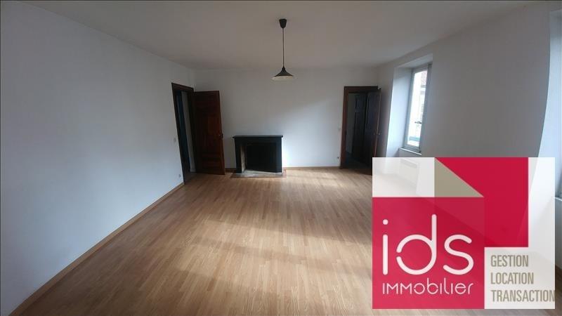 Revenda apartamento Allevard 98000€ - Fotografia 2