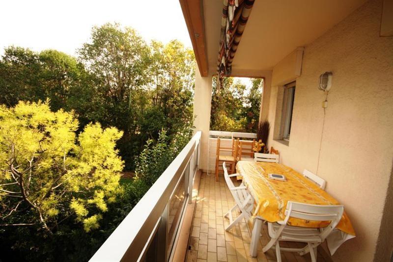 Location vacances appartement Le golfe juan 700€ - Photo 1