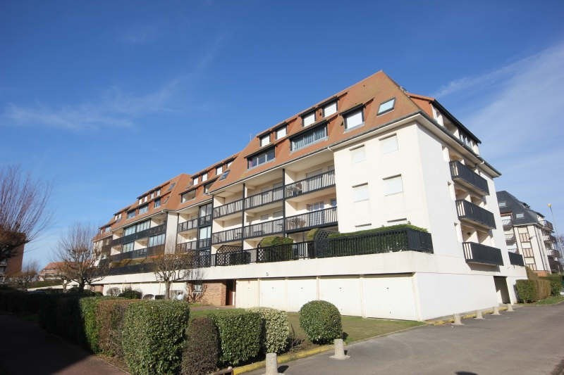 Sale apartment Villers sur mer 74 500€ - Picture 1