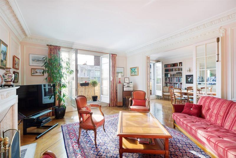 Immobile residenziali di prestigio appartamento Paris 16ème 1950000€ - Fotografia 1