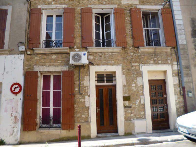 Vendita casa Aubignan 98000€ - Fotografia 1