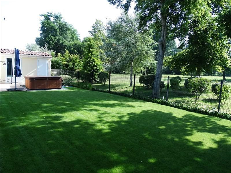 Vente maison / villa Margaux 387000€ - Photo 7