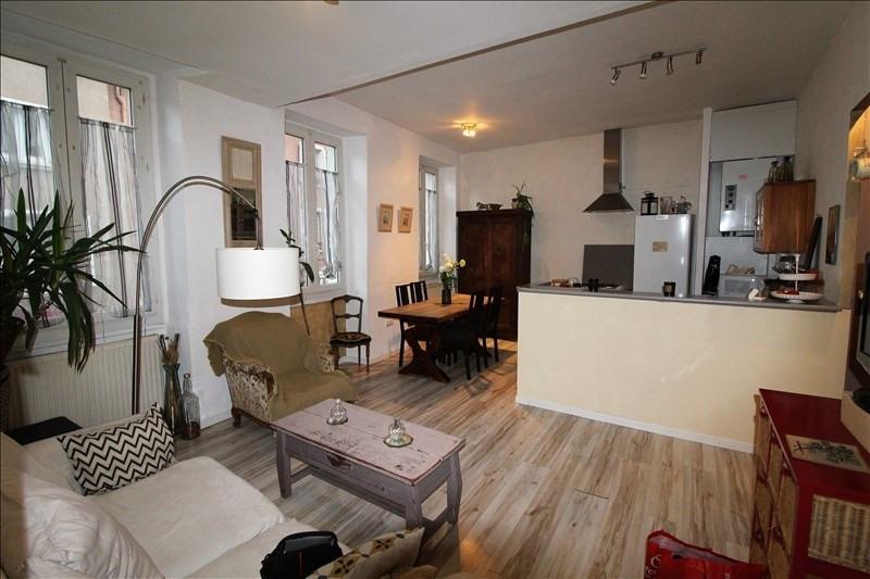 Verkoop  appartement Voiron 105000€ - Foto 1