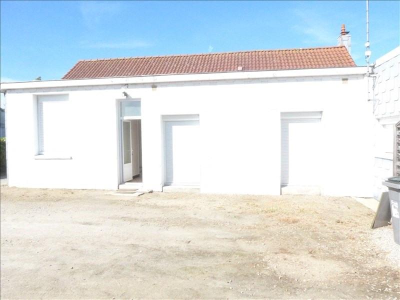 Vente maison / villa La roche sur yon 139000€ - Photo 1